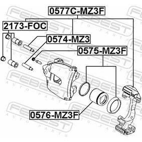 FEBEST Faltenbalg, Bremssattelführung 34111157038 für BMW, MINI bestellen