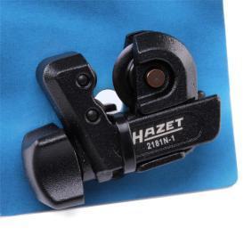 Cortadora de tubos de HAZET 2181N-1 en línea