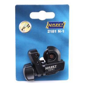 2181N-1 Pijpsnijder van HAZET gereedschappen van kwaliteit