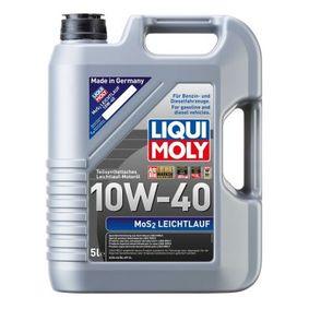 Motorolaj MB 229.5 LIQUI MOLY 2184 rendelés