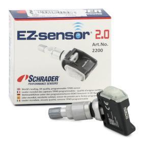 A0009050030 for MERCEDES-BENZ, SMART, INFINITI, ASTON MARTIN, Wheel Sensor, tyre pressure control system SCHRADER (2200) Online Shop