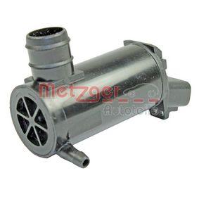 RAV 4 II (CLA2_, XA2_, ZCA2_, ACA2_) METZGER Bomba de agua de lavado de parabrisas 2220057