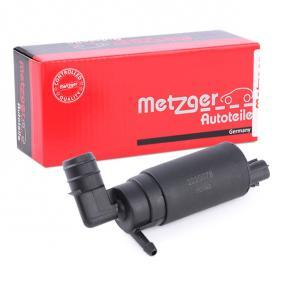 CIVIC VII Hatchback (EU, EP, EV) METZGER Bomba de agua de lavado de parabrisas 2220078