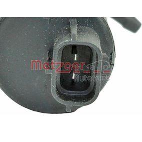 Bomba de limpiaparabrisas (2220078) fabricante METZGER para HONDA CIVIC VII Hatchback (EU, EP, EV) año de fabricación 01/2002, 100 CV Tienda online