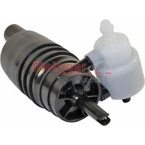 Waschwasserpumpe, Scheibenreinigung METZGER Art.No - 2220081 OEM: 67127388349 für BMW, MINI kaufen