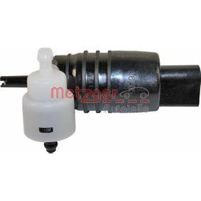 METZGER Waschwasserpumpe, Scheibenreinigung 67127388349 für BMW, MINI bestellen