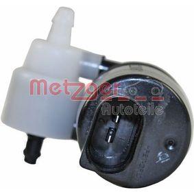 67127388349 für BMW, MINI, Waschwasserpumpe, Scheibenreinigung METZGER (2220081) Online-Shop