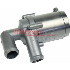 METZGER Vodní cirkulační čerpadlo, nezávislé vytápění 2221025