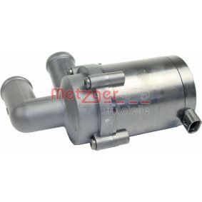 Vodní cirkulační čerpadlo, nezávislé vytápění 2221025 METZGER