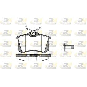 ROADHOUSE Bremsbelagsatz, Scheibenbremse (2263.05) zum günstigen Preis