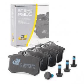 1H0698451H für VW, AUDI, SKODA, PEUGEOT, SEAT, Bremsbelagsatz, Scheibenbremse ROADHOUSE (2263.05) Online-Shop