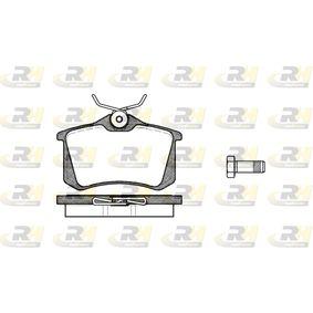 ROADHOUSE Bremsbelagsatz, Scheibenbremse (2263.10) zum günstigen Preis