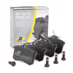 Megane III Hatchback (BZ0/1_) ROADHOUSE Brake pad set disc brake 2263.10