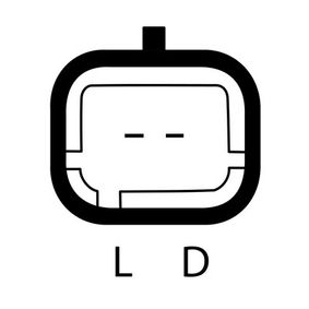 Generator DRI Art.No - 2291321502 OEM: 71733552 für FIAT, PEUGEOT, SUZUKI, ALFA ROMEO, LANCIA kaufen