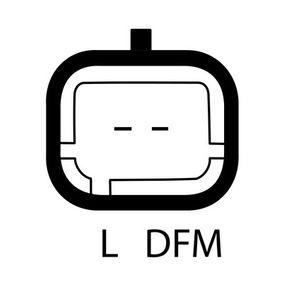 DRI Generator 9649611280 für RENAULT, FIAT, PEUGEOT, CITROЁN, ALFA ROMEO bestellen