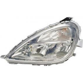 Headlight - HELLA (1EH 354 210-021)
