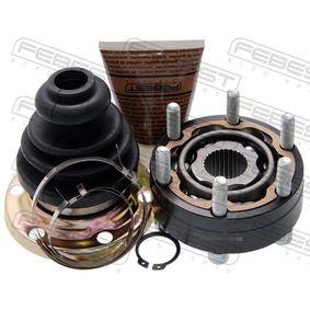 Gelenksatz, Antriebswelle FEBEST Art.No - 2311-8103 OEM: JZW498350DX für VW, AUDI, SKODA, SEAT kaufen