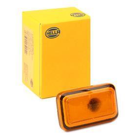 4A0949101 für VW, AUDI, SKODA, SEAT, Zusatzblinkleuchte HELLA (2BM 003 647-021) Online-Shop