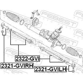 Rótula barra de dirección 2321-GVIRH FEBEST