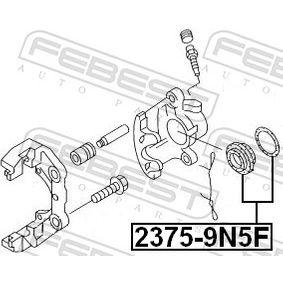 Ремонтен комплект, спирачен апарат 2375-9N5F FEBEST
