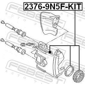 FEBEST Reparatursatz, Bremssattel 8N0698471 für VW, AUDI, SKODA, SEAT bestellen