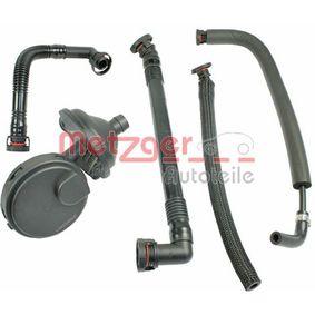 Reparatursatz, Kurbelgehäuseentlüftung METZGER Art.No - 2385046 OEM: 11617501566 für BMW kaufen