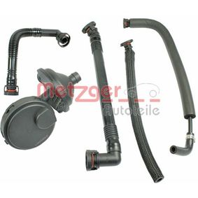 METZGER Reparatursatz, Kurbelgehäuseentlüftung 11157532649 für BMW bestellen