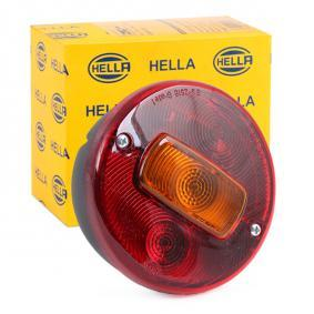 HELLA Tail lights 2SD 001 679-001