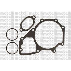 METELLI Wasserpumpe 4572000801 für MERCEDES-BENZ bestellen