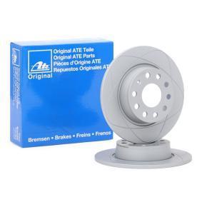 5Q0615601D für VW, AUDI, SKODA, SEAT, Bremsscheibe ATE (24.0310-0356.1) Online-Shop