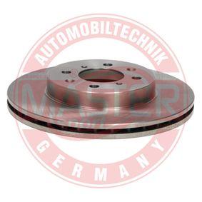 MASTER-SPORT Спирачен диск SDB000990 за HONDA, SKODA, LAND ROVER, ROVER, MG купете