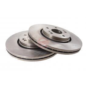 Bremsscheibe MASTER-SPORT Art.No - 24012601231-SET-MS OEM: 8671016878 für RENAULT kaufen
