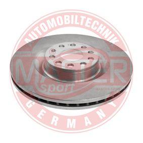 MASTER-SPORT Спирачен диск 1K0615301AB за VW, AUDI, SKODA, SEAT купете
