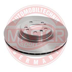 MASTER-SPORT Спирачен диск 1644210512 за MERCEDES-BENZ купете