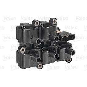 Zündspule VALEO Art.No - 245712 OEM: 071905106 für VW, AUDI, SKODA, SEAT, LAMBORGHINI kaufen