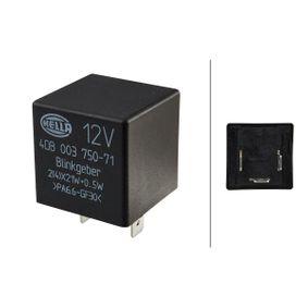 HELLA VW GOLF Blinkerrelais (4DB 003 750-711)