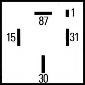 AUDI 100 1.8 88 PS ab Baujahr 02.1986 - Zubehör und Einzelteile (4RP 008 189-071) HELLA Shop