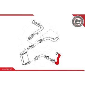 8D0145828G für VW, AUDI, SKODA, SEAT, Ladeluftschlauch ESEN SKV (24SKV105) Online-Shop