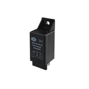 Relais, intervalle d'essuyage 5WG 002 450-291 de HELLA