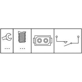 Schalter, Kupplungsbetätigung (GRA) 6DD 008 622-581 HELLA