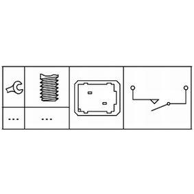 Schalter, Kupplungsbetätigung (GRA) 6DD 179 465-081 HELLA