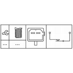 Clutch pedal position switch 6DD 179 465-101 HELLA