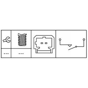 Schalter, Kupplungsbetätigung (GRA) 6DD 179 465-181 HELLA