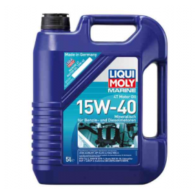 Engine Oil SAE-15W-40 (25016) from LIQUI MOLY buy online