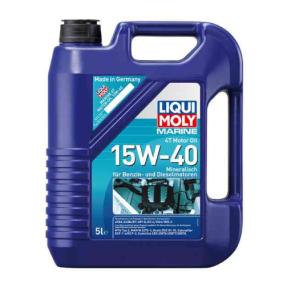 Olio motore SAE-15W-40 (25016) di LIQUI MOLY comprare online