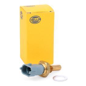 HELLA Öldruckschalter, Öldrucksensor und Öldruckventil 6PT 009 107-611 für OPEL CORSA 1.2 75 PS kaufen