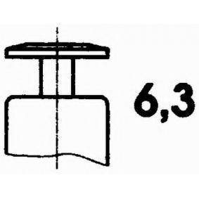 AUDI A6 2.4 136 PS ab Baujahr 07.1998 - Schalter/Sensor (6PT 009 107-661) HELLA Shop