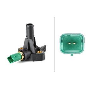 Temperature sensor HELLA (6PT 009 309-431) for FIAT PANDA Prices