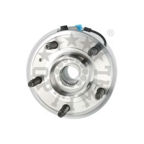 OPTIMAL Radlagersatz 20863127 für OPEL, SKODA, CHEVROLET, FORD USA, DAEWOO bestellen