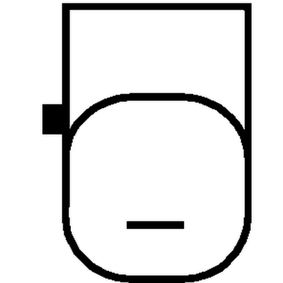 Jazz II Хечбек (GD_, GE3, GE2) HELLA Датчик за налягане на маслото / сензор / клапан 6ZL 003 259-511